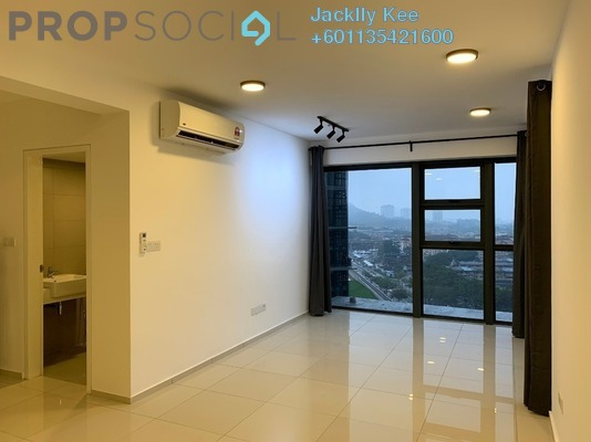 Duplex For Rent in EkoCheras, Cheras Freehold Semi Furnished 2R/2B 2.7k