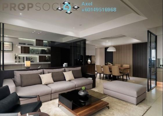 Condominium For Sale in Taman Sri Kuching, Jalan Ipoh Freehold Fully Furnished 4R/3B 620k