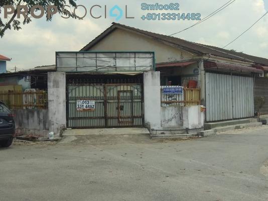 Shop For Rent in Taman Setapak Indah, Setapak Freehold Unfurnished 0R/0B 4k