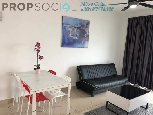 Condominium For Rent in Pandan Residence 1, Johor Bahru Freehold Fully Furnished 1R/1B 1k