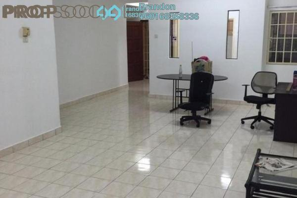 Condominium For Sale in Prima Setapak I, Setapak Freehold Semi Furnished 3R/2B 420k