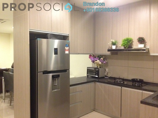 Condominium For Rent in The Loft @ ZetaPark, Setapak Freehold Semi Furnished 3R/4B 2.5k