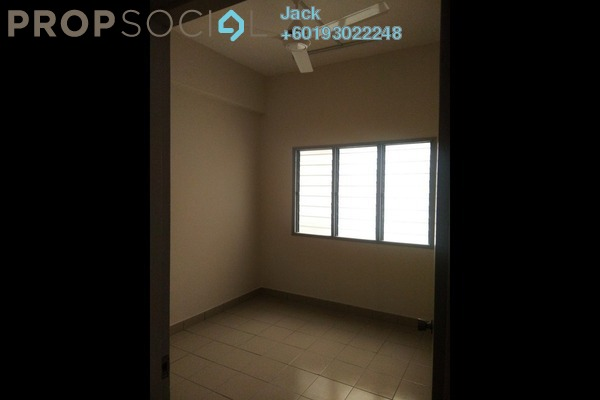 Apartment For Rent in Taman Daya, Kepong Freehold Unfurnished 0R/2B 1k