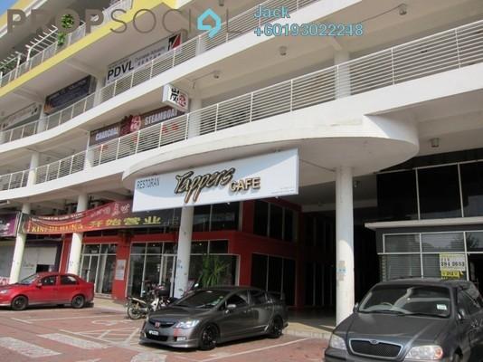 Shop For Rent in Platinum Mondrian PV128, Setapak Freehold Unfurnished 0R/4B 8k