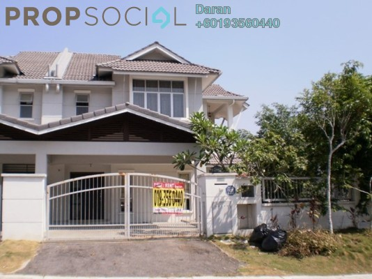 Semi-Detached For Rent in Sunway Alam Suria, Shah Alam Freehold Semi Furnished 3R/3B 1.75k