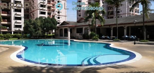 Condominium For Sale in Sri Manja Court, PJ South Freehold Semi Furnished 3R/2B 419k