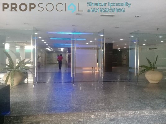 Office For Rent in Wisma Chase Perdana, Damansara Heights Freehold Unfurnished 0R/1B 12k