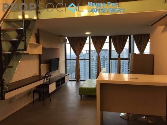 Condominium For Rent in Empire Damansara, Damansara Perdana Freehold Fully Furnished 1R/2B 1.7k