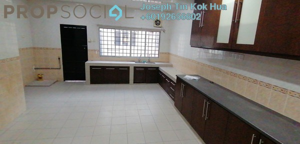 Terrace For Rent in Taman OUG, Old Klang Road Freehold Semi Furnished 4R/3B 3k