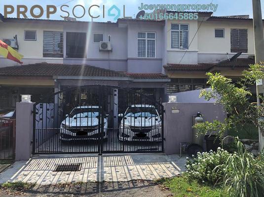 Terrace For Sale in Taman Lestari Putra, Bandar Putra Permai Freehold Semi Furnished 4R/3B 485k