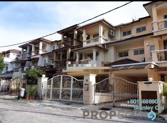 Terrace For Rent in Kasawari , Bandar Puchong Jaya Freehold Unfurnished 5R/5B 1.6k