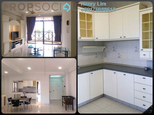 Condominium For Rent in Desa Villa, Taman Desa Freehold Fully Furnished 3R/2B 1.9k