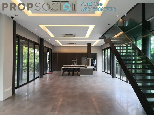 Bungalow For Sale in Taman Sri Ukay, Ukay Freehold Semi Furnished 6R/7B 8m