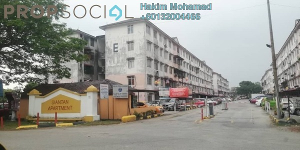 Apartment For Sale in BP3, Bandar Bukit Puchong Freehold Unfurnished 3R/2B 135k