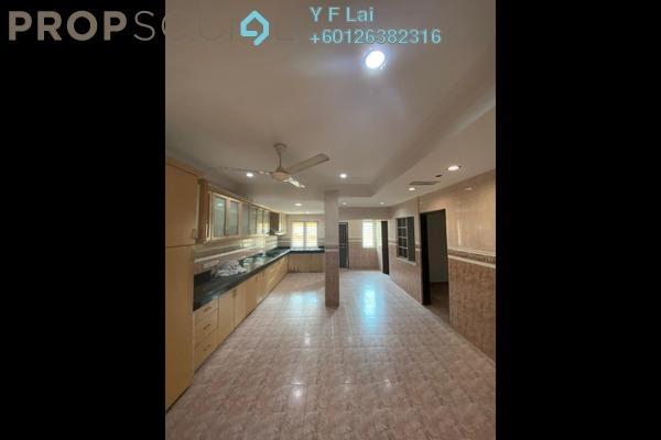 Terrace For Sale in Pinggiran Taman Tun Dr Ismail, TTDI Freehold Semi Furnished 4R/4B 2.1m