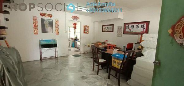 Terrace For Sale in Taman Muda, Pandan Indah Freehold Unfurnished 3R/2B 460k