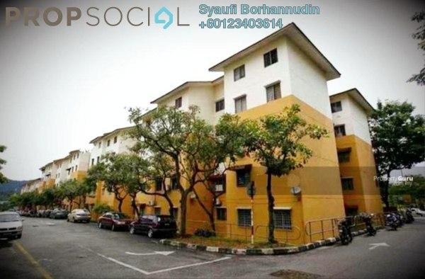 Apartment For Sale in Sri Meranti, Bandar Sri Damansara Freehold Semi Furnished 3R/2B 164k