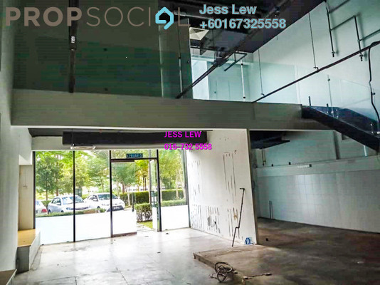 Shop For Sale in One City, UEP Subang Jaya Freehold Semi Furnished 0R/0B 1.3m