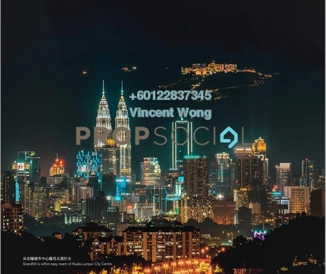Serviced Residence For Sale in TwinPines Serviced Suites @ Tropicana Grandhill, Genting Highlands Freehold Fully Furnished 0R/1B 365k