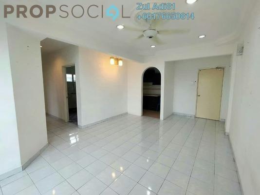 Apartment For Sale in Section 4, Bandar Mahkota Cheras Freehold Unfurnished 3R/2B 245k