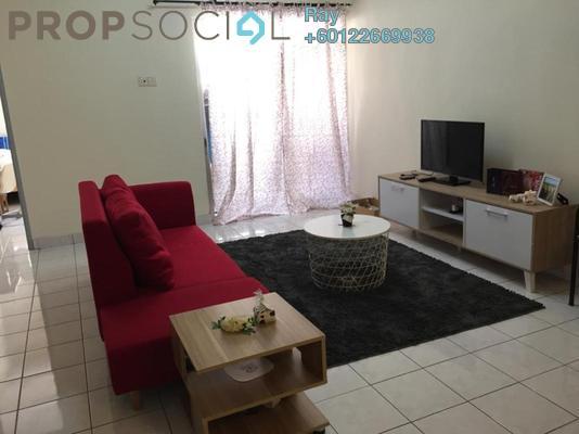 Condominium For Sale in Pelangi Damansara, Bandar Utama Freehold Fully Furnished 3R/2B 365k