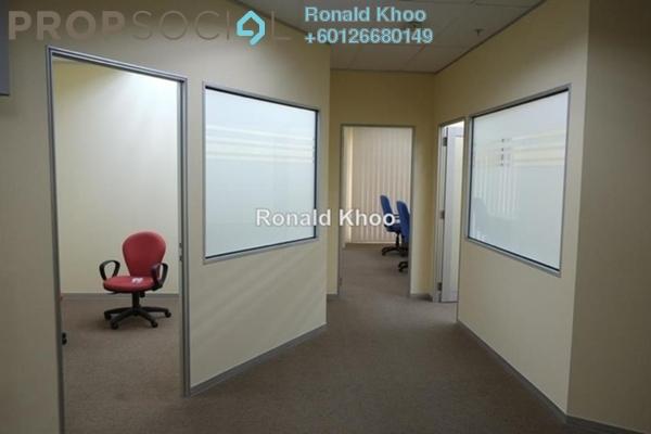 Office For Sale in V Square, Petaling Jaya Freehold Unfurnished 0R/1B 515k