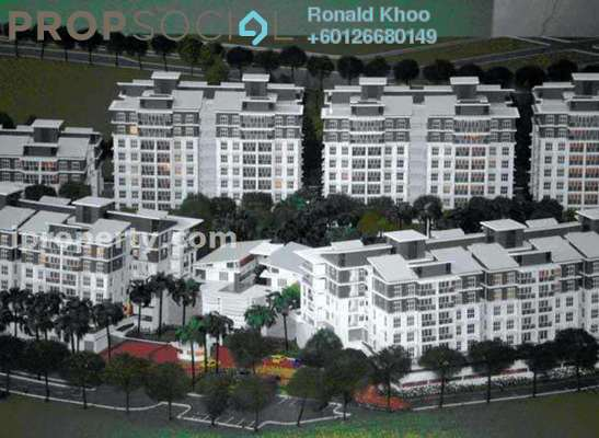 Condominium For Sale in Subang Parkhomes, Subang Jaya Freehold Unfurnished 3R/3B 850k