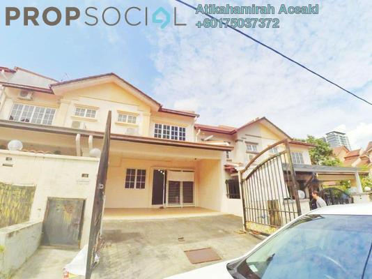 Terrace For Sale in Taman Damai Impian 2, Bandar Damai Perdana Freehold Semi Furnished 4R/3B 755k
