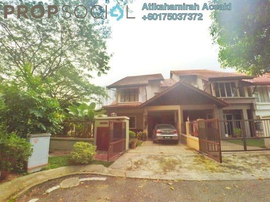 Terrace For Sale in Damai Rasa, Alam Damai Freehold Semi Furnished 6R/5B 1.1m