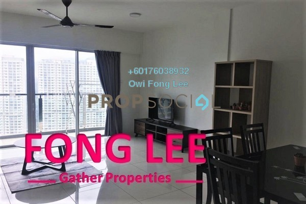 Condominium For Sale in The Latitude, Tanjung Tokong Freehold Fully Furnished 3R/4B 840k