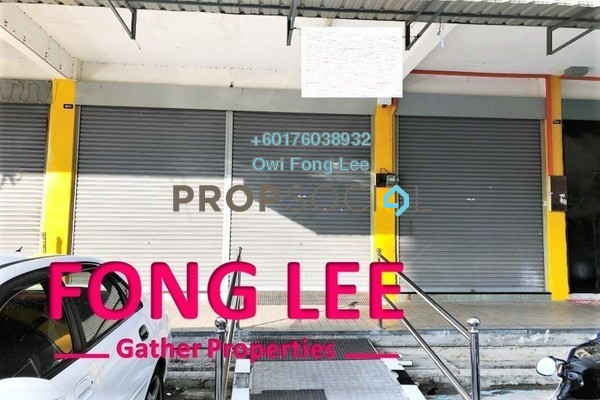 Shop For Rent in Sri Saujana Apartment, Georgetown Freehold Unfurnished 0R/0B 2.6k