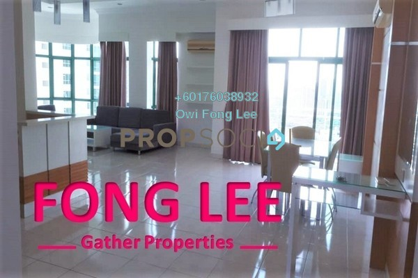 Condominium For Sale in Tanjung Park, Tanjung Tokong Freehold Fully Furnished 3R/3B 1.15m