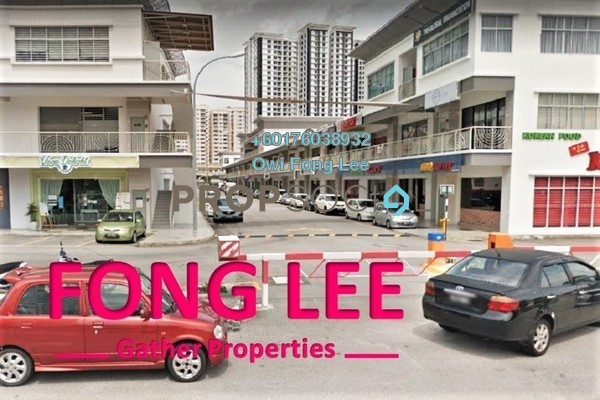Shop For Sale in Arena Curve, Bayan Baru Freehold Unfurnished 0R/0B 2.2m