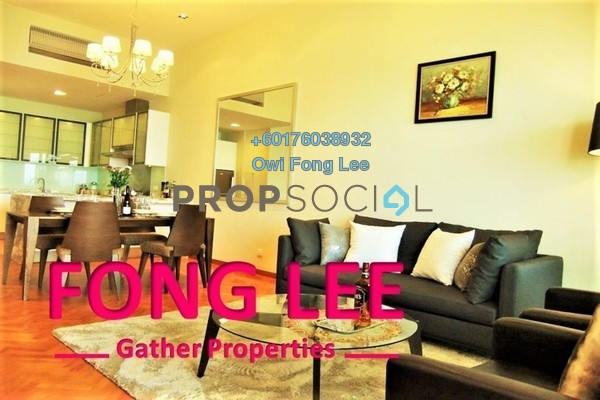 Apartment For Rent in Straits Quay, Seri Tanjung Pinang Freehold Fully Furnished 2R/3B 6.5k