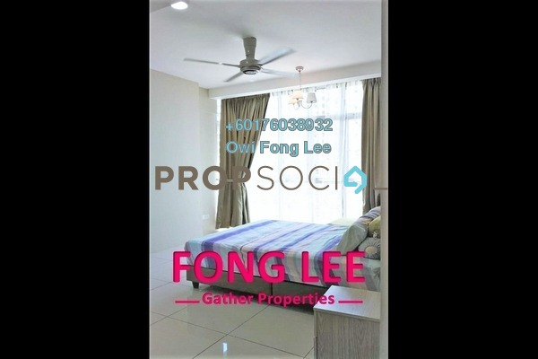 Condominium For Sale in The Latitude, Tanjung Tokong Freehold Fully Furnished 3R/4B 820k