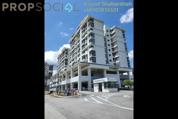 Apartment For Sale in Tiara East, Semenyih Freehold Semi Furnished 3R/2B 265k