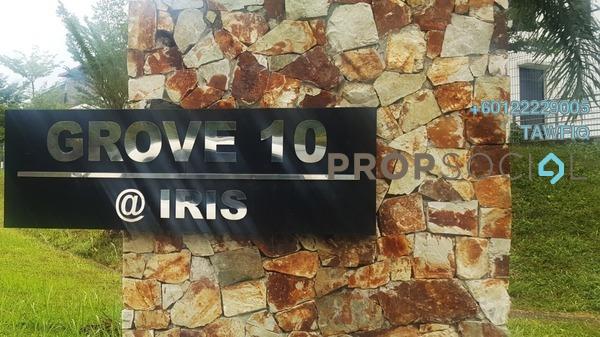 Terrace For Sale in TTDI Grove, Kajang Freehold Unfurnished 4R/4B 795k
