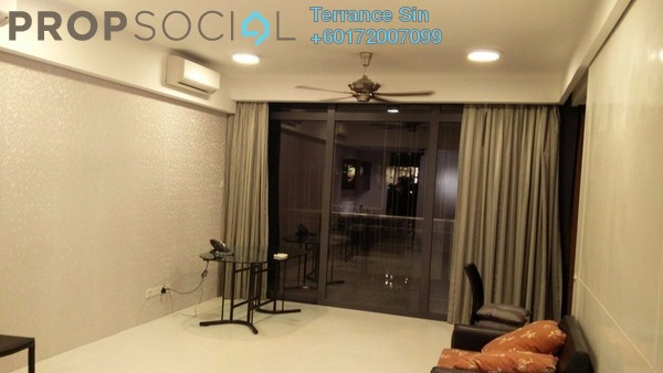 Condominium For Rent in The Capers, Sentul Freehold Fully Furnished 2R/2B 2.6k