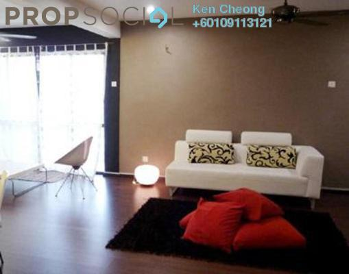 Apartment For Sale in Zamrud Apartment, Old Klang Road Leasehold Fully Furnished 3R/2B 390k
