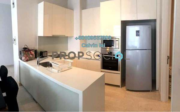 Condominium For Rent in Panorama, KLCC Freehold Fully Furnished 2R/2B 6.5k