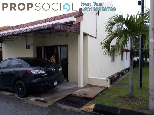 Terrace For Rent in Taman Tasik Puchong, Puchong Leasehold Semi Furnished 3R/2B 1k