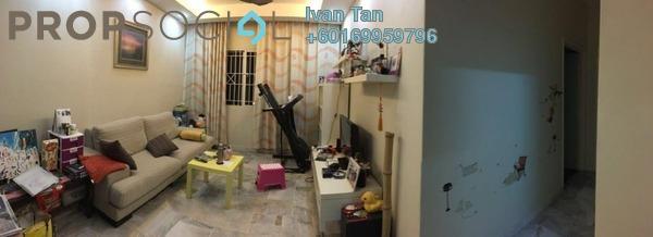 Apartment For Sale in Sri Penaga Apartment, Pusat Bandar Puchong Freehold Semi Furnished 3R/2B 320k