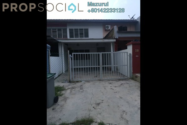 Terrace For Rent in Taman Daya, Tebrau Freehold Unfurnished 2R/2B 800translationmissing:en.pricing.unit