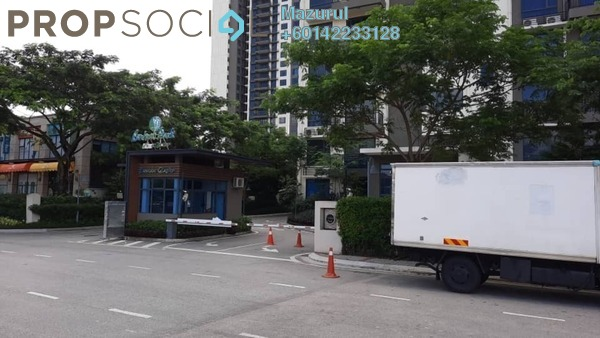 Condominium For Rent in Country Garden Central Park, Johor Bahru Freehold Semi Furnished 0R/1B 850translationmissing:en.pricing.unit