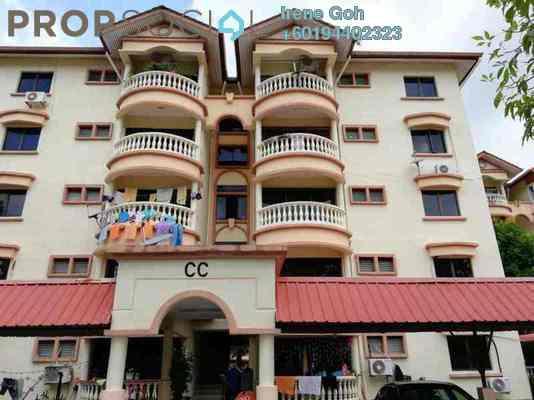 Condominium For Sale in Springfield, Sungai Ara Freehold Unfurnished 3R/2B 350k