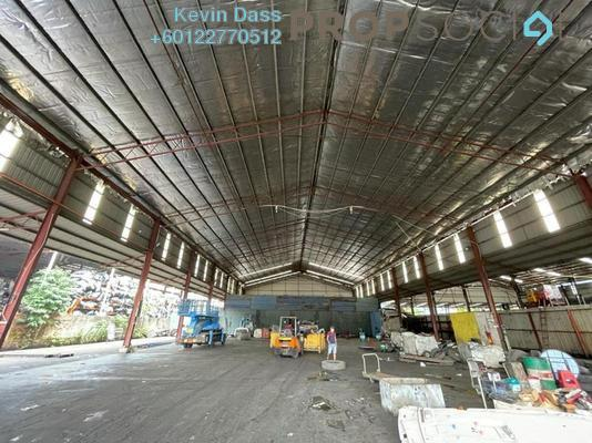Factory For Rent in Jalan Segambut, Segambut Freehold Semi Furnished 2R/2B 33k