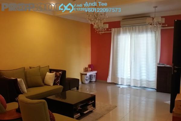 Terrace For Sale in Damai Budi, Alam Damai Freehold Semi Furnished 4R/3B 1.3m