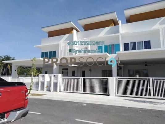 Terrace For Sale in Ara Sendayan, Bandar Sri Sendayan Freehold Unfurnished 4R/3B 590k