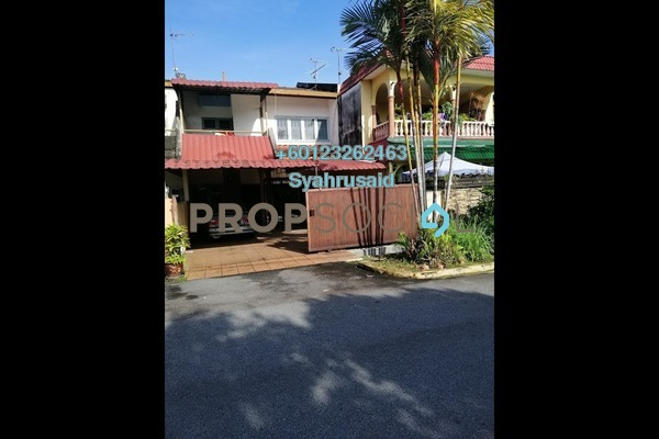 Terrace For Sale in Taman Bukit Chedang, Rasah Freehold Unfurnished 4R/2B 350k