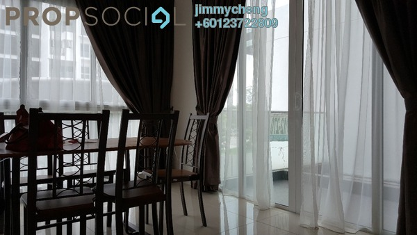 Duplex For Rent in 280 Park Homes, Puchong Freehold Semi Furnished 4R/3B 2.3k